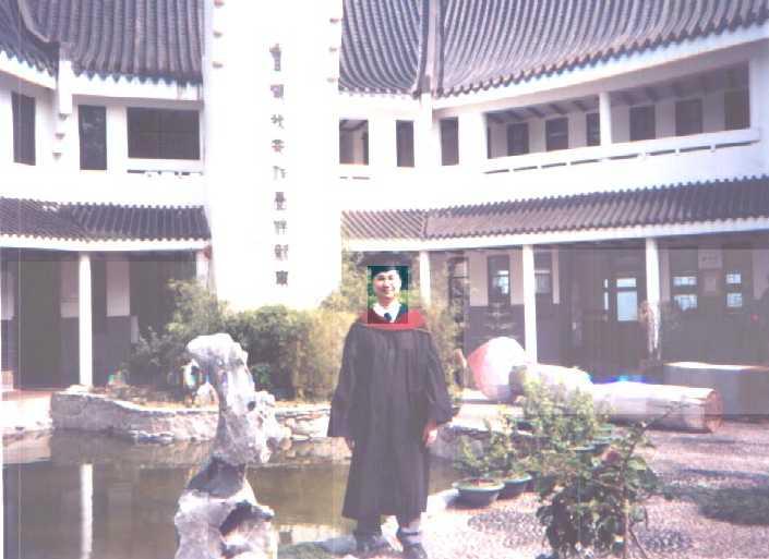 My M. Div. Graduation.